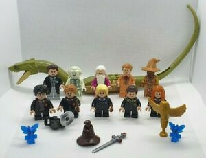 Harry Potter LEGO 20th Anniversary Chamber of Secrets .PICK YOUR LEGO MINIFIGURE
