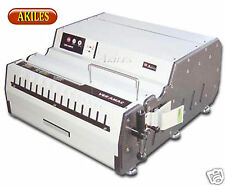 """Akiles VersaMac Electric Paper Punch includes Choice of Die 14"""" Heavy Duty (New)"""