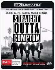 Straight Outta Compton: Unrated Director's Cut - 4K Ultra HD