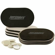 New listing SuperSliders 4713995N Reusable Xl Heavy Furniture Sliders for All Surfaces with