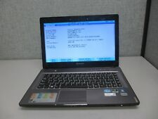Lenovo IdeaPad Y470P Core i3 2.30Ghz 4GB/250GB Webcam WiFi Linux Laptop NO AC