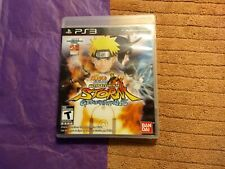 Naruto Shippuden: Ultimate Ninja Storm Generations (Sony PlayStation 3, 2012)