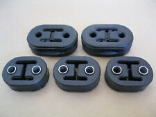 EXHAUST RUBBER MOUNTING SET- HONDA Prelude Mk5