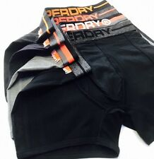 SUPERDRY Men's Sport Boxers ( Pack Of 4)