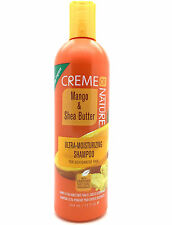 Creme of Nature Mango & Shea Butter Ultra-Moisturizing Shampoo 354ml