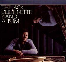 DeJohnette Jack, Piano Album, rare 1985 US LP