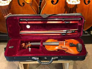 "Stoica Alin 1/2 ""Reghini Professional"" Geige als SET, Violin Violine Violon"