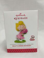 Hallmark Keepsake Ornament 2014 Sally's Spring Bouquet Happiness is Peanuts NIB