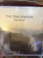 Kid Sister: Deluxe Edition The Time Jumpers --new sealed CD