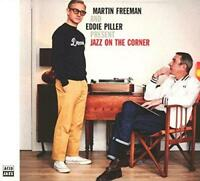 Martin Freeman And Eddie Piller Present Jazz On The Corner - Various (NEW 2CD)