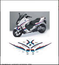 kit adesivi stickers compatibili c600 sport  tdm tomczyk replica