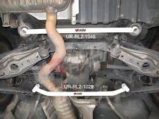 GENUINE BMW E90 3 SERIES ULTRA RACING 2 POINT REAR LOWER BAR (UR-RL2-1048)