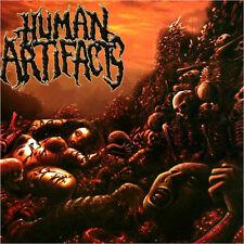 "HUMAN ARTIFACTS ""The Principles of Sickness"" death metal CD"