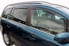 OPEL ZAFIRA B 5 Portes 2005-2010 Deflecteurs d'air Déflecteurs de vent 4pcs