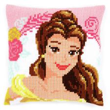 LCS07 Tapestry Kit de belleza y la bestia BELLE