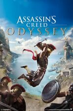 ASSASSIN'S CREED ODYSSEY - ATTACK POSTER - 22x34 VIDEO GAME 17325