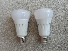 2 x E27 Smart Bulb Wireless WiFi APP RGB Dimmable LED Lamp Alexa Google Home 7W