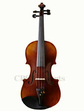 QUALITY EBONY FIT MASTER VIOLIN SET 4/4 w/LOTS OF FREE GIFTS