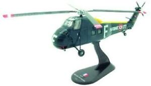 New-Ray Sky Pilot Uh-60 Black Hawk Diecast Helicopter Replica 1:60 Scale