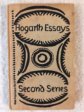 FIRST EDITION HOGARTH ESSAYS EDWARD SACKVILLE WEST AGOLOGY OF ARTHUR RIMBAUD