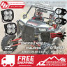 BAJA DESIGNS| Polaris Rzr Squadron Sport A-Pillar Light Kit|1.75""