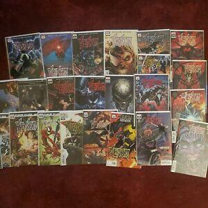 Venom: King in Black Saga, Lot of 60+ w/ variants - SEE DESCRIPTION (Marvel)