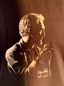 Layne Staley Alice In Chains Mad Season - 2005 Tribute Gildan L Tag T-Shirt Good