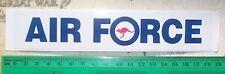 RAAF AIR FORCE STICKER - ROYAL AUSTRALIAN AIR FORCE
