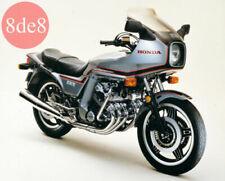 Manual de taller de motor CBX Honda