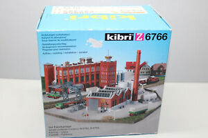 Kibri 6766 Building Kit Fabrikanlage Gauge Z Original Packaging