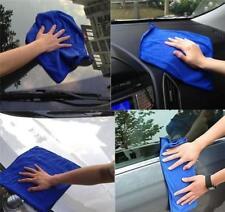 2x 70*30 Microfiber Towels Soft Car Wash Polish Drying Cleaning Cloth