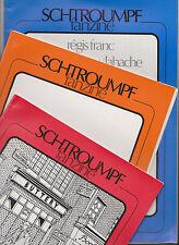 SCHTROUMPF FANZINE Lot des n°15 à 36 - Janvier 1978 / décembre 1979.