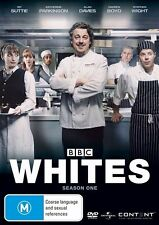 Whites : Season 1 (DVD, 2011)EX RENTAL I CAN POST DISC, CASE, AND ARTWORK FOR $3