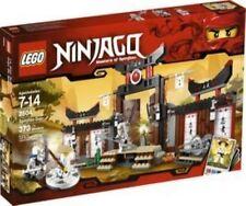 Lego Set 2504 Ninjago Spinjitzu Dojo 373 Pieces New Sealed Retired 2011 Complete