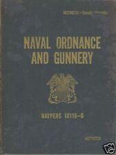 PDF 20 ARTILLERY ORDNANCE BOOKS  REALLY BIG GUNS 1917-52 - DVD-ROM