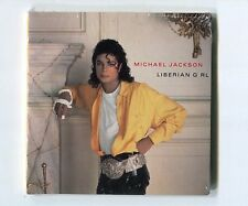 Michael Jackson Near Mint Sealed 3-inch-cd-maxi LIBERIAN GIRL 1989 3 Track