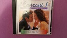 COMPILATION - CANZONI 1 SUCCESSI ITALIANI (DE ANGELIS & DALLA GEPY & GEPY...) CD
