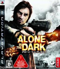 Used PS3 Alone in the Dark  PLAYSTATION 3 SONY JAPAN JAPANESE IMPORT