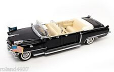 1956 Cadillac U.S. Presidential Limousine 1:24 Yat Ming / Lucky Die-Cast 24038