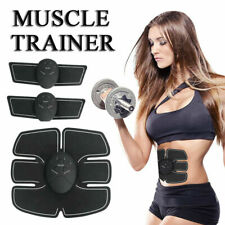 ABS Muscle Stimulator Training Gear Ultimate Trainer Fit Body Home Exercise Belt