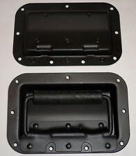 2x Tragegriff Klappgriff für Boxen Lautsprecher Griffe Metall PA  #1738 PAAR