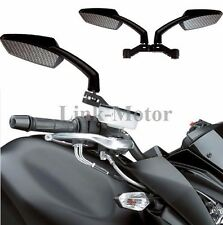 Motocycle Carbon Rearview Custom Side Mirrors For Honda CB1000R Shadow Valkyrie