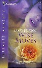 Wise Moves (Silhouette Intimate Moments)-ExLibrary