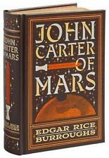 JOHN CARTER OF MARS ~ FIRST 5 NOVELS ~ EDGAR RICE BURROUGHS ~ LEATHER GIFT ED
