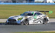 Mercedes AMG GT3  Weather Tech Rolex 24 at Daytona Race Car Photo CA-1378