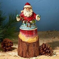 Jim Shore Santa Nature's Noel 4024280