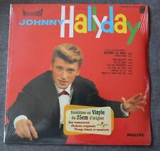 Johnny Hallyday, retiens la nuit, LP - 33 tours 25cm Hi-Fi stereo -  neuf