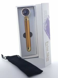 Eclat Skin London Amethyst Cooling Electrical Pro-Eye & Vibrating Facial Massage