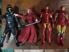 Hasbro marvel legends lot,Jean Grey,ronin,iron man