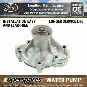 Gates Water Pump for Jaguar XF X250 XJ X308 X350 XK X150 S Type X200 XK8 X100
